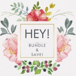 Bundle 2+ items and save!